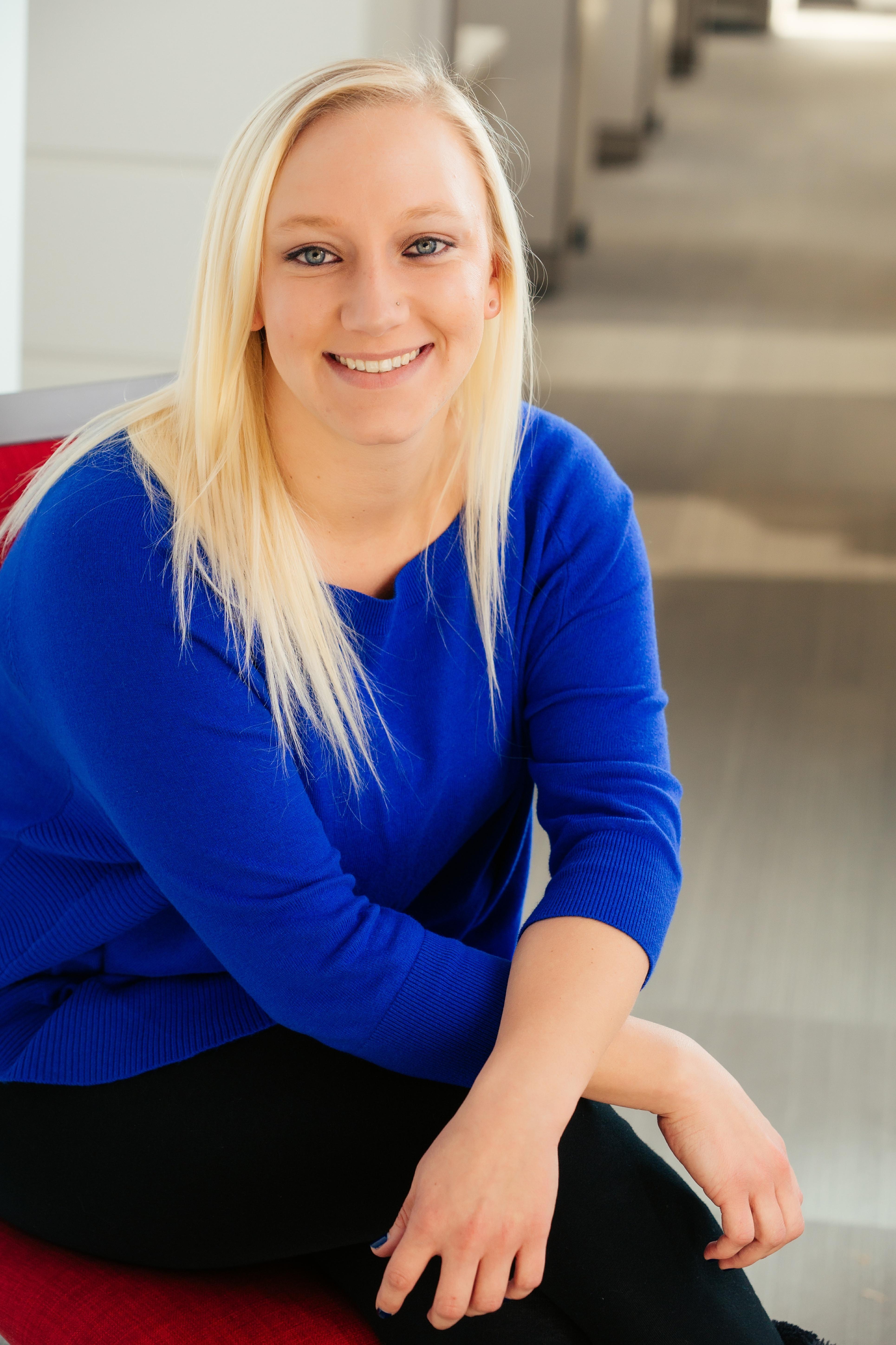 Amanda Welna